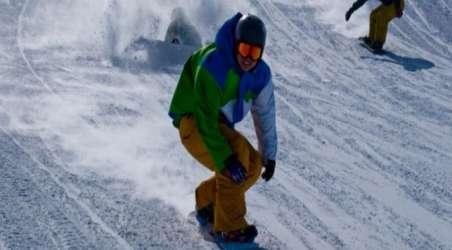 【天山天池国际滑雪场】乌鲁木齐天山天池国际滑雪场