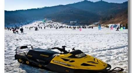 【塔山滑雪场】烟台塔山滑雪场门票价格