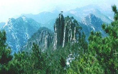 【蒙山国家级森林公园】临沂蒙山国家级森林公园门票