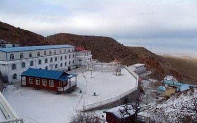 福海县阿拉善温泉旅游线路