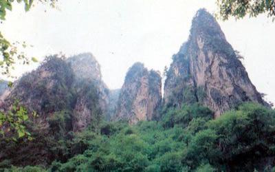 陇南市漳县风景区