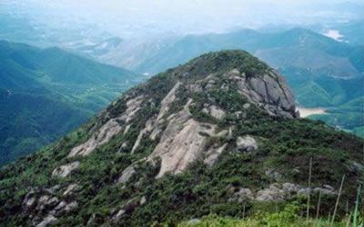 北峰山国家森林公园位于中国第一侨乡台山