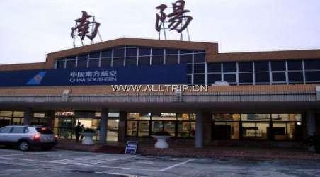 【南阳姜营机场】南阳南阳姜营机场门票价格