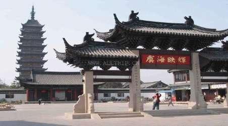 松江方塔 开放时间