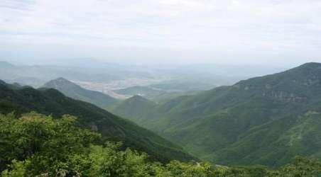 竹乡国家森林公园位于全国著名竹乡浙江