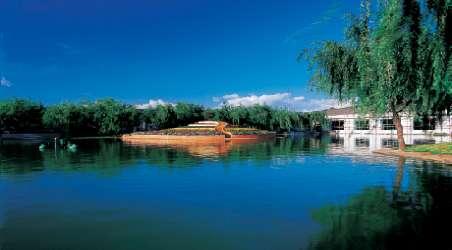 全程旅游网首页 云南 玉溪旅游 景点 汇龙生态园