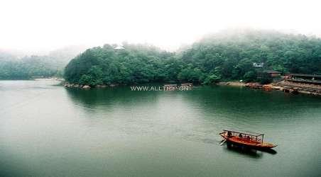 【木兰湖】武汉木兰湖门票价格