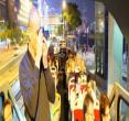 香港大巴士夜游