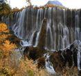 (四川阿坝)诺日朗瀑布