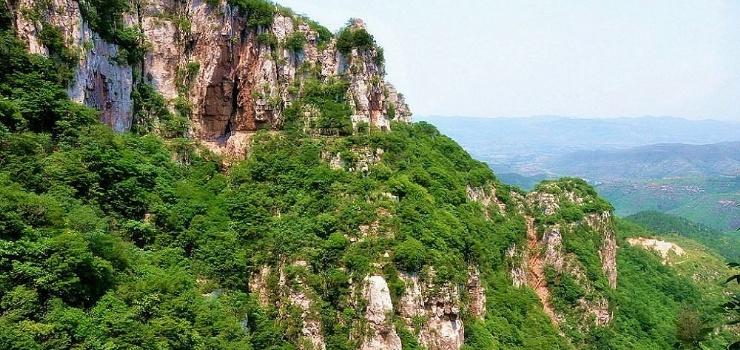 山东齐山风景区怎么走,听说是淄博那新开的一个风景区