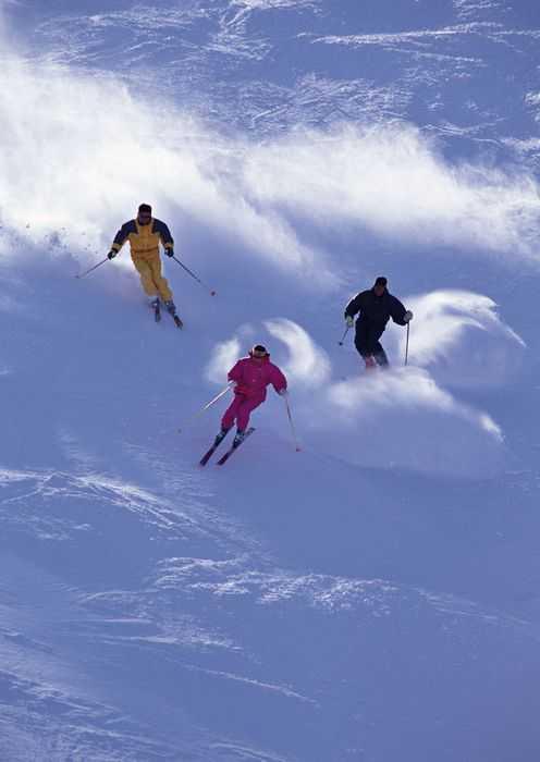 石家庄清凉山滑雪场