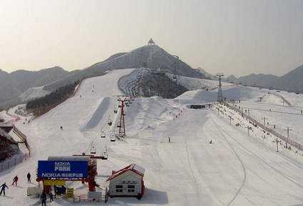 亚布力滑雪