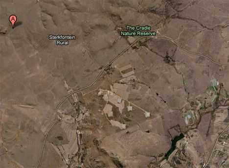 盘点全球被谷歌地图公开的神秘发现(组图)