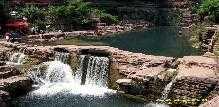焦作云台山--世界地质公园