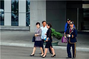 丹东到朝鲜平壤、开城、三八线,妙香山五日游_丹东到朝鲜旅游